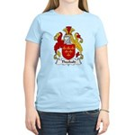 Theobald Family Crest Women's Light T-Shirt