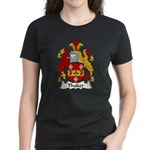 Thaker Family Crest Women's Dark T-Shirt