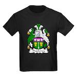 Thackeray Family Crest Kids Dark T-Shirt