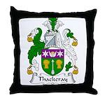 Thackeray Family Crest Throw Pillow