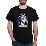 Terrell Family Crest Dark T-Shirt