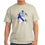 Terrell Family Crest Light T-Shirt