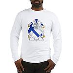 Terrell Family Crest Long Sleeve T-Shirt