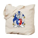 Sylby Family Crest Tote Bag