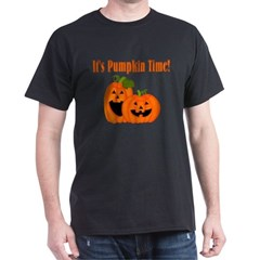 It's Pumpkin Time Dark T-Shirt