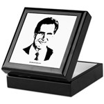 Mitt Romney / Great in 2008 Keepsake Box