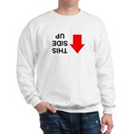 THIS SIDE UP Sweatshirt