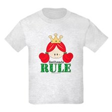 Redheads Rule Redhead T-Shirt