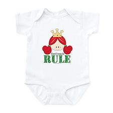 Redheads Rule Redhead Infant Bodysuit