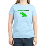 GRUMPASAURUS Women's Light T-Shirt