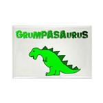 GRUMPASAURUS Rectangle Magnet (100 pack)