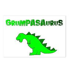 GRUMPASAURUS Postcards (Package of 8)
