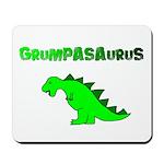 GRUMPASAURUS Mousepad