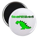 GRUMPASAURUS Magnet