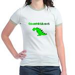 GRUMPASAURUS Jr. Ringer T-Shirt