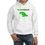 GRUMPASAURUS Hooded Sweatshirt