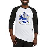 Swale Family Crest Baseball Jersey