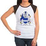 Swale Family Crest Women's Cap Sleeve T-Shirt