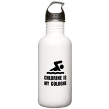 Chlorine Cologne Water Bottle