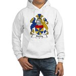 Sturdy Family Crest Hooded Sweatshirt