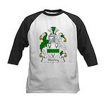 Studley Family Crest Kids Baseball Jersey