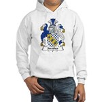 Strother Family Crest Hooded Sweatshirt