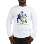 Strother Family Crest Long Sleeve T-Shirt