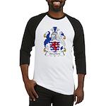 Stratford Family Crest Baseball Jersey
