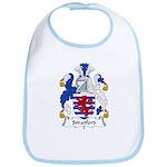 Stratford Family Crest Bib