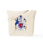 Stratford Family Crest Tote Bag