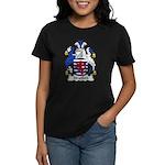 Stratford Family Crest Women's Dark T-Shirt