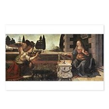 DaVinci Eleven Store Postcards (Package of 8)