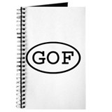 GOF Oval Journal