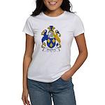 Stopford Family Crest Women's T-Shirt