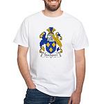 Stockport Family Crest White T-Shirt
