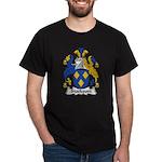 Stockport Family Crest Dark T-Shirt