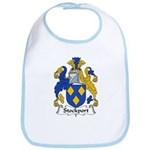 Stockport Family Crest Bib