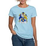 Stockport Family Crest Women's Light T-Shirt