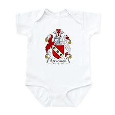 Stevenson Family Crest Infant Bodysuit