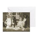 Natural Family Great Danes Cards (10 Pk)