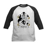 Stapleton Family Crest Kids Baseball Jersey