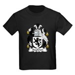 Stapleton Family Crest Kids Dark T-Shirt