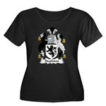 Stapleton Family Crest Women's Plus Size Scoop Nec