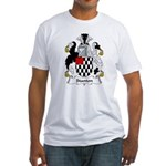 Stanton Family Crest Fitted T-Shirt