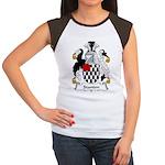 Stanton Family Crest Women's Cap Sleeve T-Shirt