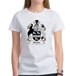 Stamp Family Crest Women's T-Shirt
