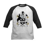 Stamp Family Crest Kids Baseball Jersey