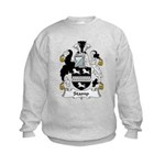 Stamp Family Crest Kids Sweatshirt