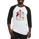 Stackhouse Family Crest Baseball Jersey