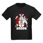 Stackhouse Family Crest Kids Dark T-Shirt